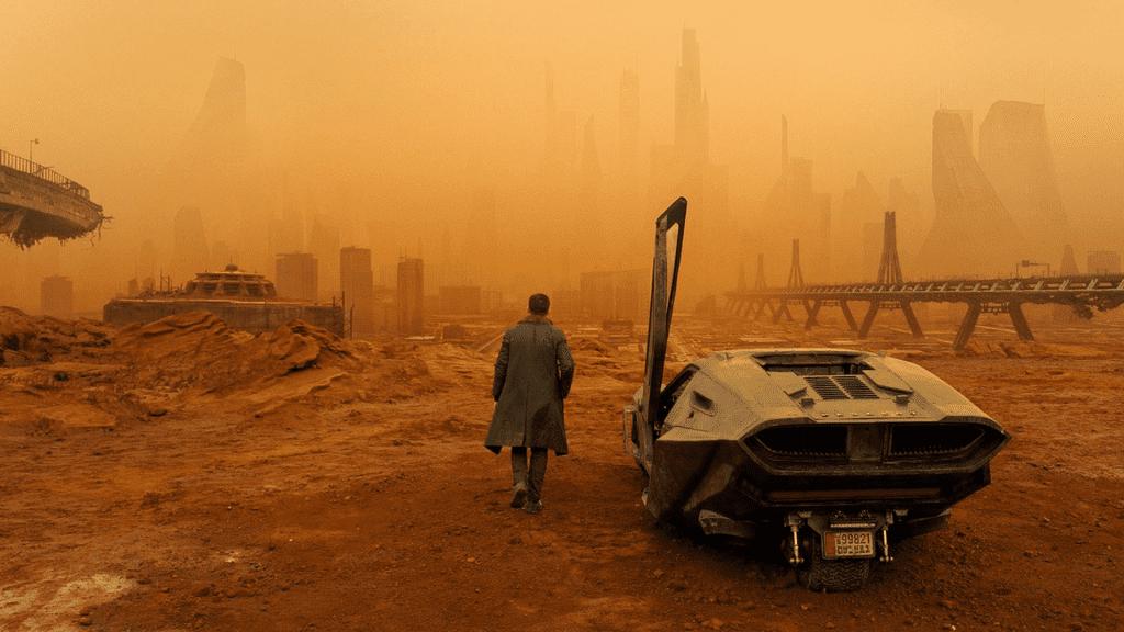 Blade Runner Compositie